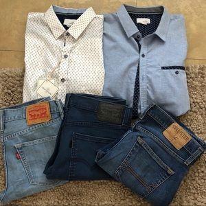 Men's Style Bundle Levi's + CraftFlow